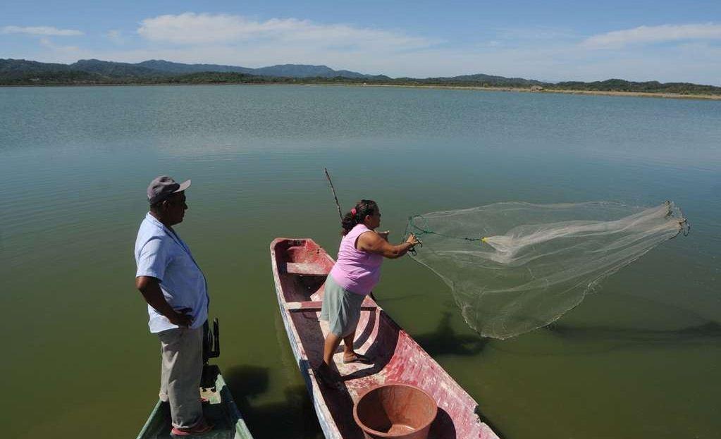 Mujeres se abren espacio en la pesca - La Prensa